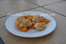 food - Healthy desserts