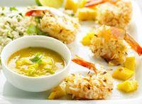 Seafood Recipes / by Nancy Halloran
