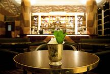 Bars To Visit In London / Where to find the best and coolest bars in London.