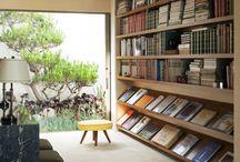 Interior // Library