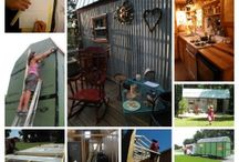 pfam tiny home project / by Jeannette Arrowood