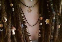 ☮ dreadies.