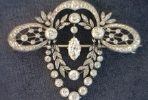 Jewels of the Past / Jewelry from time gone by.