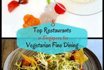 Vegetarian Dining in Singapore
