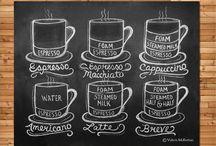 But first, COFFEE / by Joy Van Wyngarden