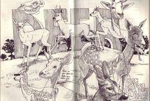 Skizzenbücher