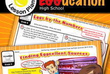 Eggucation / Get inspiration for your classroom with these free Common Core-aligned lesson plans. / by Incredible Egg