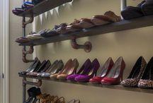 shoes bag storage