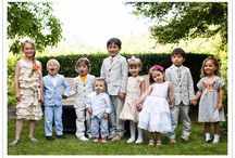 Whippersnappers / Want to make your wedding child-friendly? Have a look at some of these ideas.