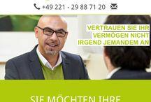 Website Citak Immobilien / Die neue Website des Immobilienmakler-Unternehmen in Köln-Nippes. Citak Immobilien der Makler für den Verkauf und die Vermietung von Immobilien im Kölner Norden.