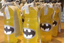 Batman feestje Pim