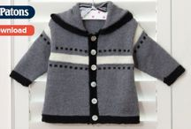 knitting for babies & children / by D pouramiri