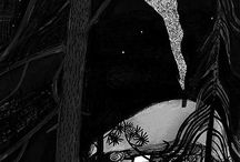 Night | Illustration