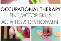 peadiatric Occupational therapy