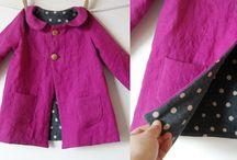 Vêtements Couture enfants