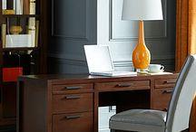 Office Decor Ideas / Office Decorating Ideas for Ben