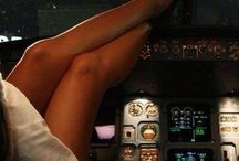 aviation girl