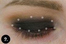 Grunge Makeup And hair