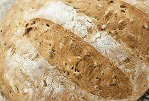 kenyérsütés és receptek kenyérből