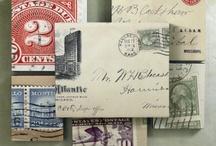 Stamps & Ephemora / by Lori Rutledge