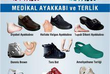 Ortopedik sağlık Ayakkabıları / Diyabet ayakkabı modelleri, topuk dikeni ayakkabı modelleri, halluks valgus ayakkabı modelleri, ortopedik ayakkabılar, zayıflama ayakkabıları