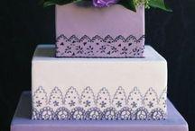 Square Cake Designs