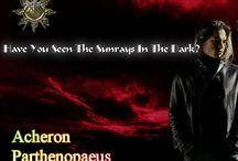 Dark-Hunters Universe/The League/Brotherhood of the Sword/Avalon by Sherrilyn Kenyon/Kinley MacGregor