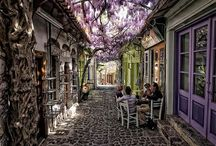 Calles hermosas