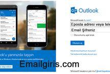 EmailGiris.com / Hotmail gmail ve yandex gibi mail servislerine giriş yapma hakkında güncel bilgiler