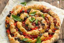 PIZZA PIZZA * / Pizza & Side's * / by Jennifer M