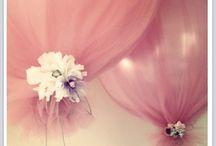 Pretty party decoration