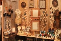 antique booth / by ms art