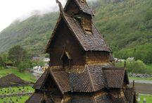 Architecture--period & vernacular
