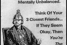 Mental health ......very important / by Luz Elena Moran
