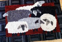 Hooked Rugs / by Sandra Ball