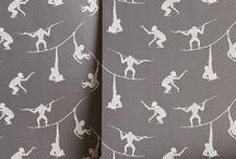 These four walls / Textiles & wallpaper