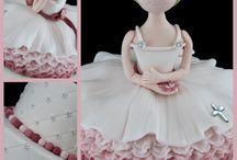 girly cakes / by Vanda Pereira