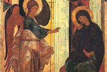 Иконы Благовещенья