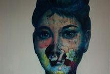 Identity portraits / Art