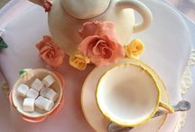 A Tea Party for Someday / Ideas for the fabulous Tea Party I hope to one day throw / by Lish Cooper
