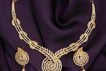 AD (American Diamond) Necklace Set!