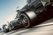 Formula 1 (Modern)