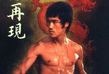 Bruce lee / Bruce Lee, only the most amazing human being to ever live. / by Morgan Little