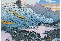 Tom Killion / Printmaker from California.