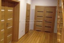 Drzwi wewnętrzne Szczecin / Tablica zawiera zdjęcia naszych realizacji dotyczących drzwi wewnętrznych