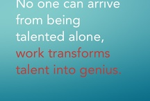 Talent and Transformation
