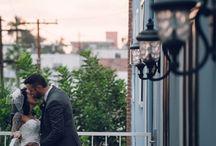 Wedding at Lafayette Hotel