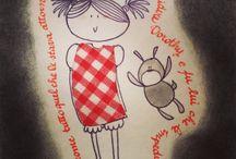 MY ILLUSTRATION  / PIKI_ www.annalisaquarneti.it