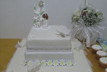 TORTA PRIMERA COMUNION / torta primera comunion