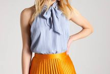 Zalando ♥ Stripes / Fresh and clean, unique women's stripes clothing looks illuminate your summer wardrobe.  Fall in love with this season's statement piece of women's clothing.